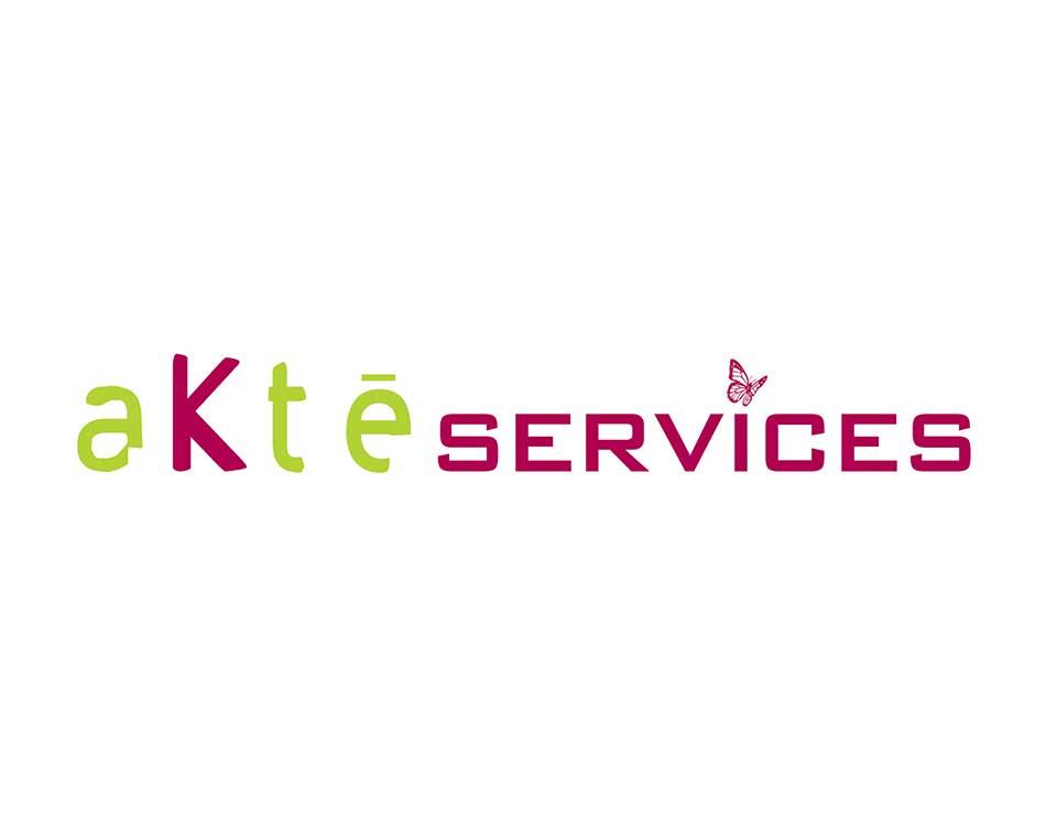 Logo AKTE SERVICES - EnVol Entreprise