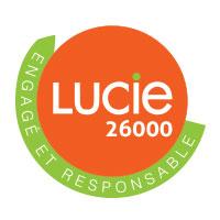 Logo du Label LUCIE - EnVol - entreprise