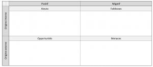 Analyse-SWOT-AFOM-Atouts-faiblesses-forces-opportunités-cartographie-risques-envol-entreprise