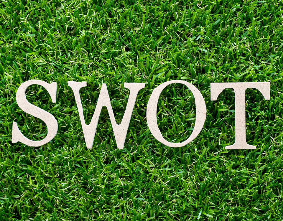 Analyse SWOT appliquée à une politique environnementale - EnVol Entreprise