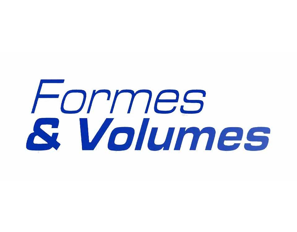 Logo Formes et Volumes - EnVol Entreprise
