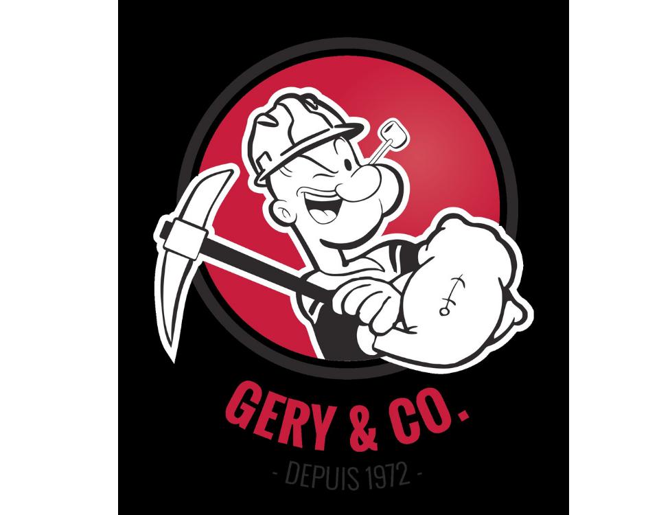Logo GERY & CO - EnVol Entreprise
