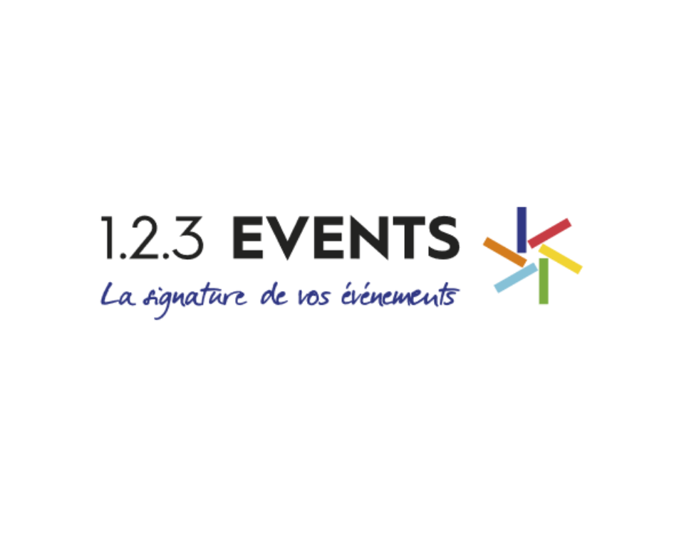 Logo 123 Events - Label EnVol