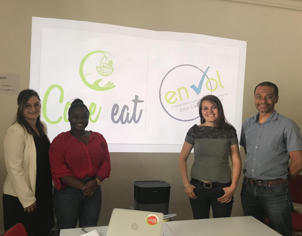 Photo_rencontre care eat_EnVol entreprise