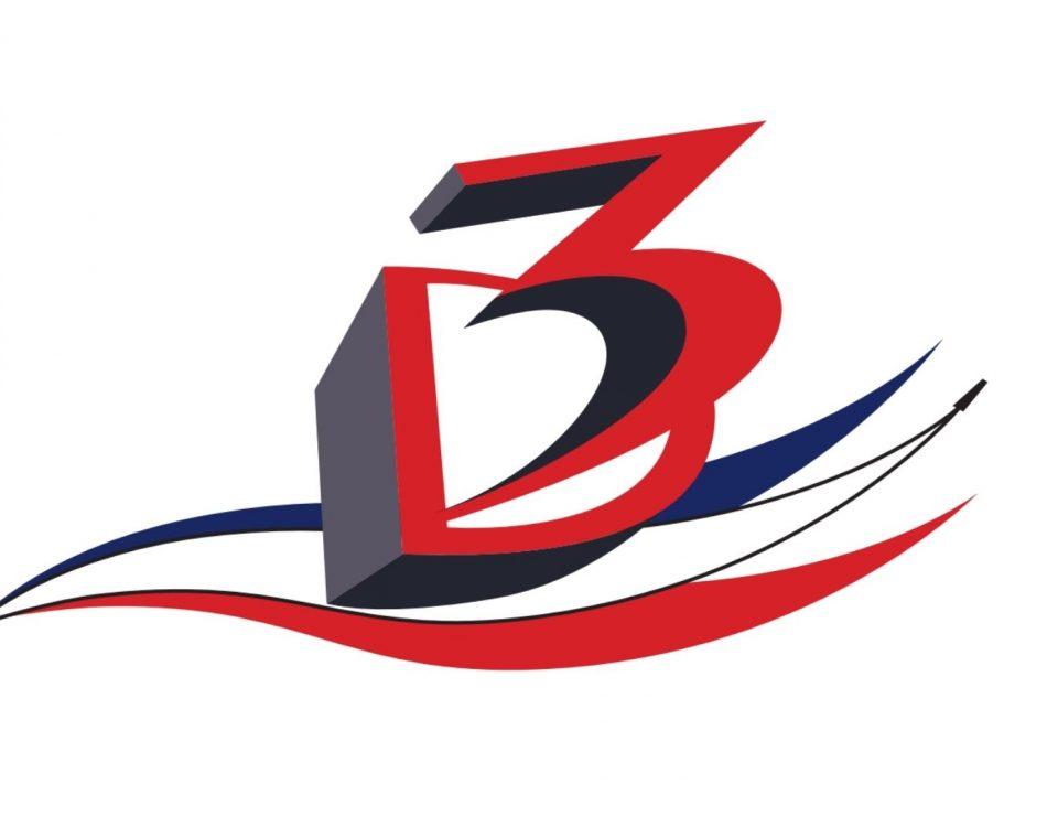 logo 3D ENVOL Entreprise
