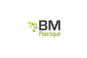 Logo BM plastique - Label EnVol
