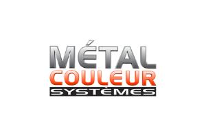 Logo Métal Couleur Systèmes - Label EnVol