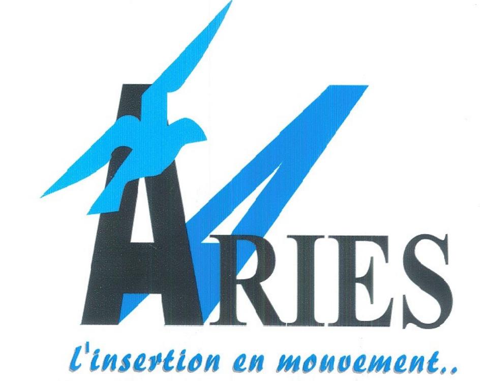 Logo ARIES - EnVol Entreprise